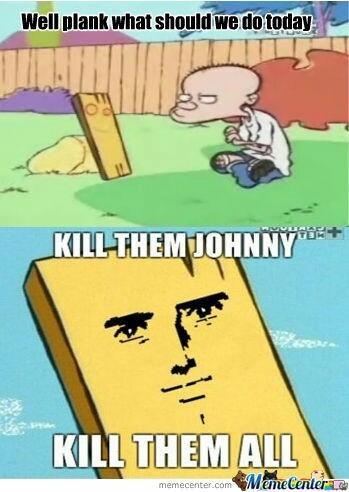 Do it Johnny - meme