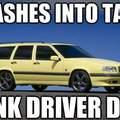 Volvo power!