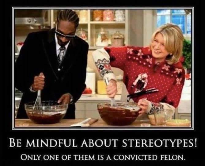 Stereotypes - meme