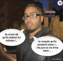 DJ Hadiste - meme