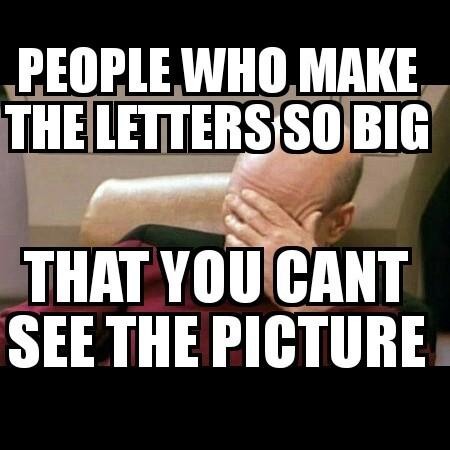 Those people... - meme