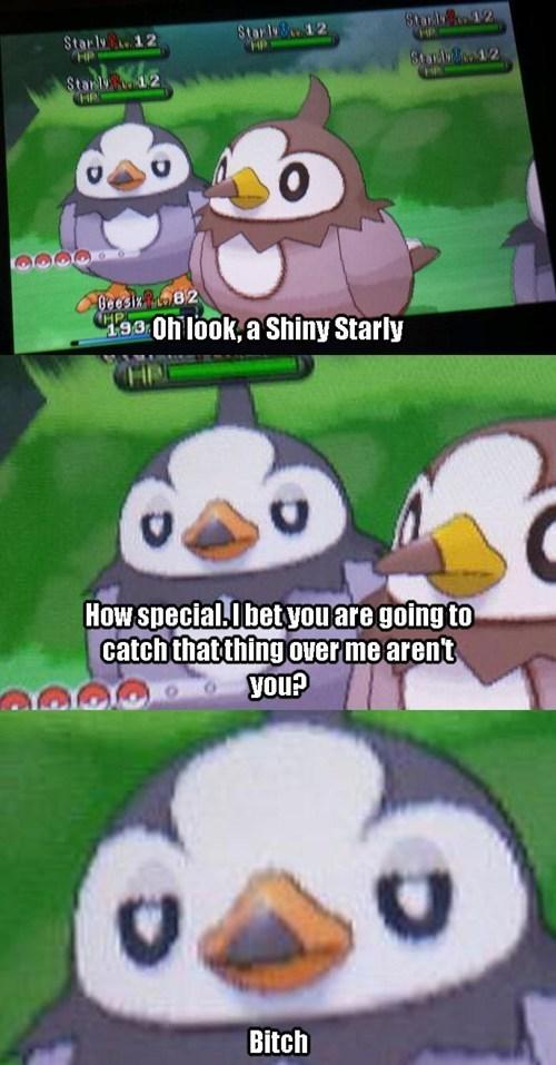 You're favorite Pokémon is shit - meme