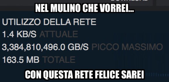 Ahhh quetti bag di steam - meme