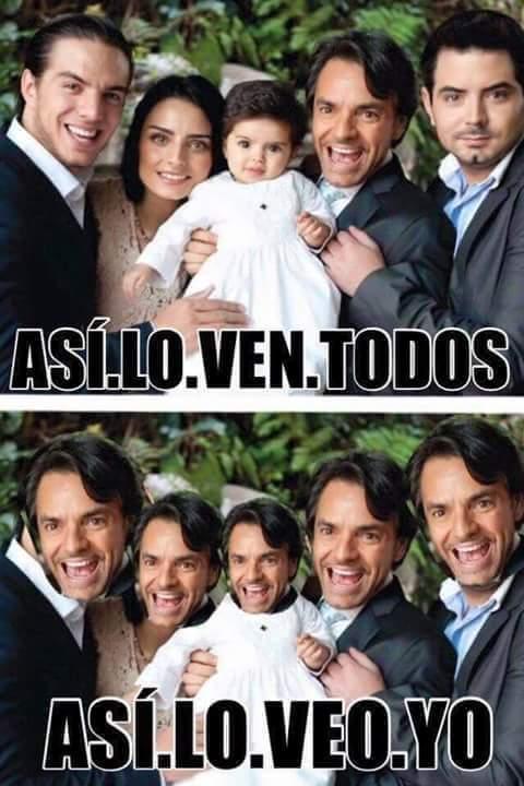 Eugenio Derbez :) - meme
