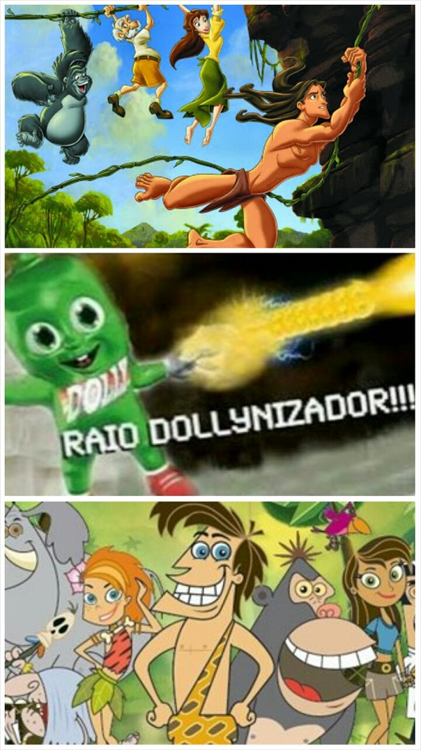 Raio Dolly - meme