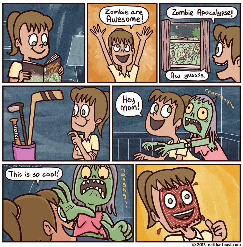 Zermbies - meme