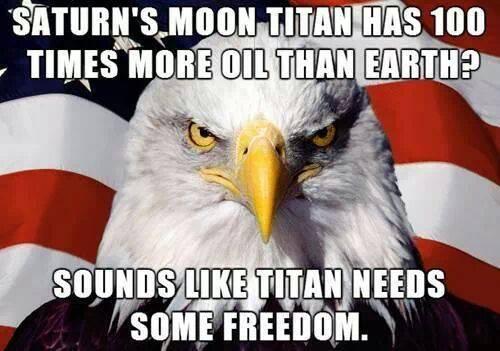 It's time to free Titan! - meme