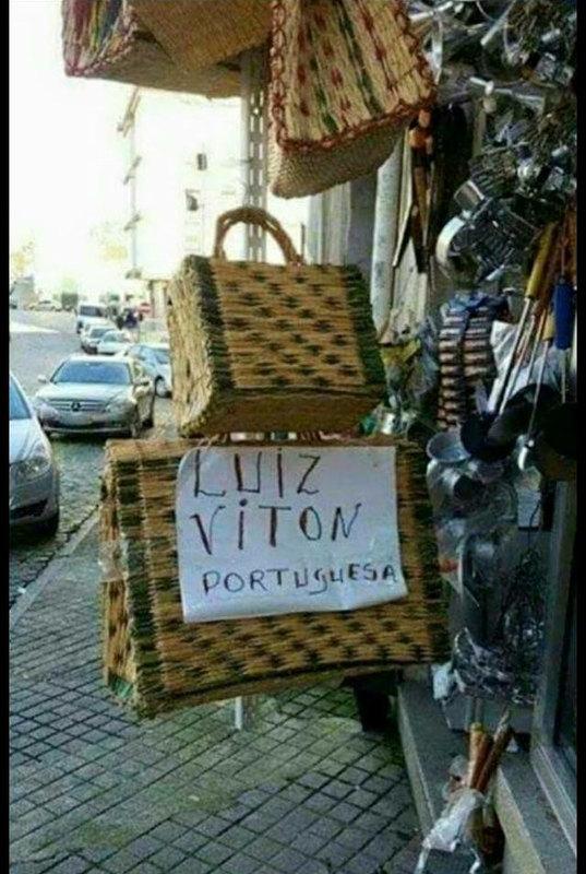 Sac portugais - meme