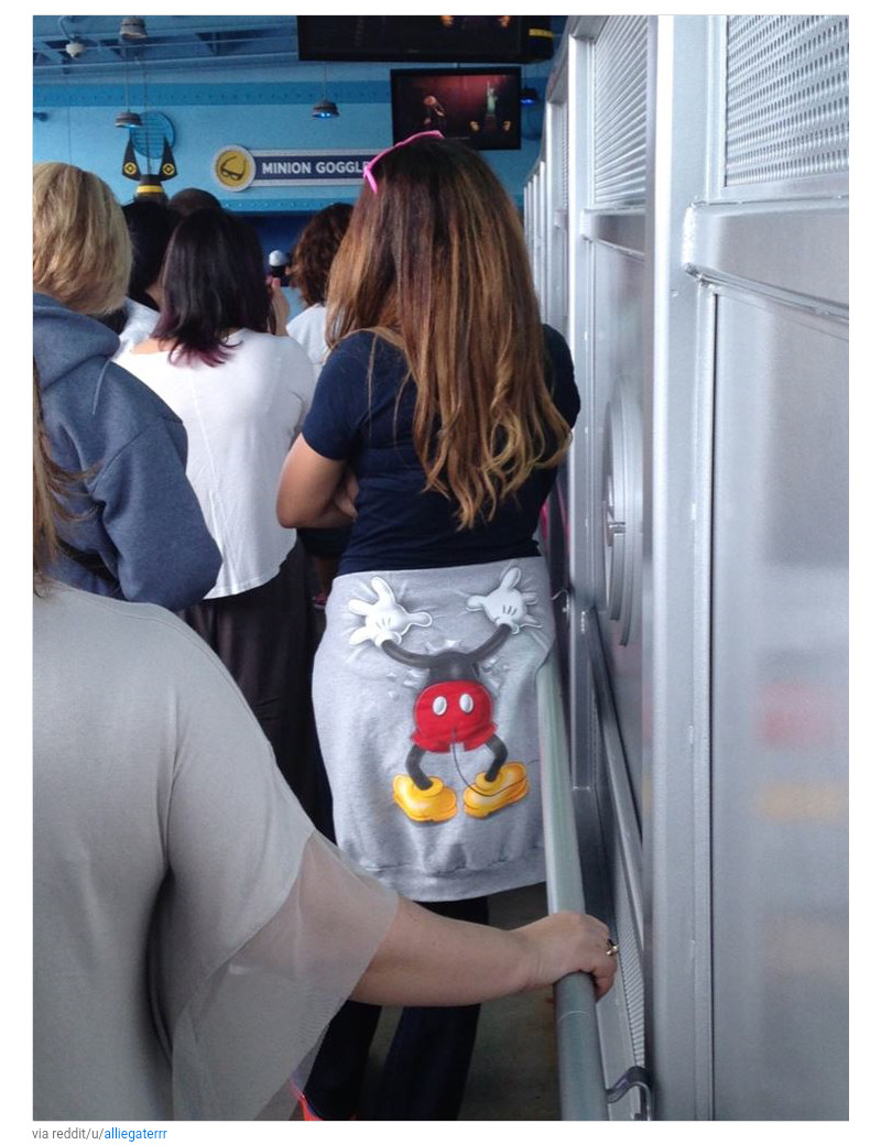 Que fait-tu ici Mickey ? - meme