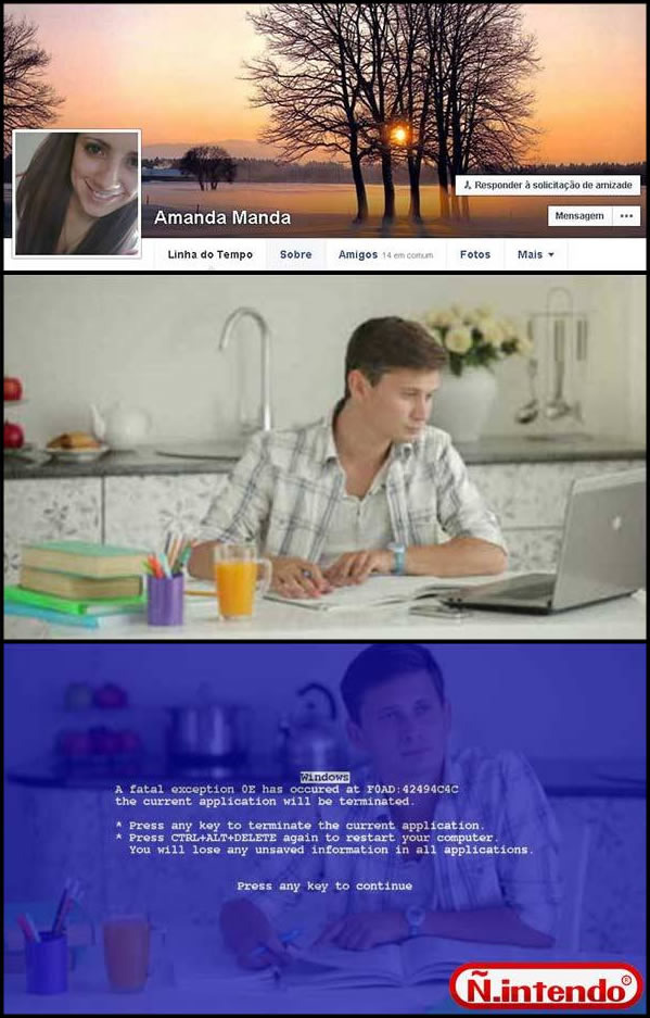Error 404 - meme
