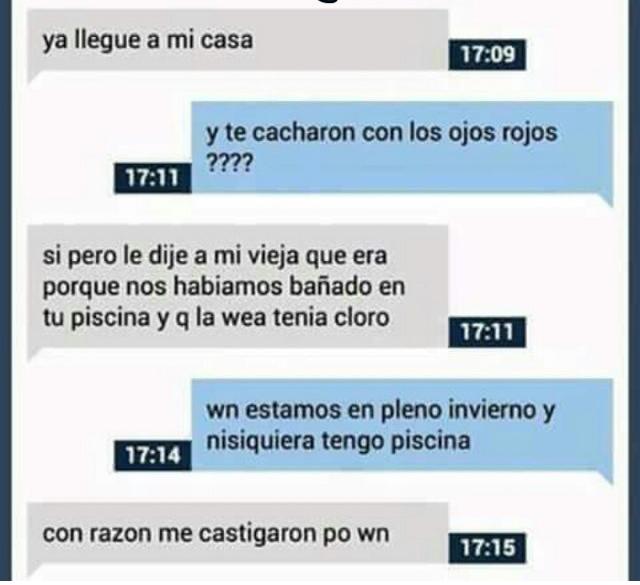 Con razon ( solo los chilenos entenderan ) - meme