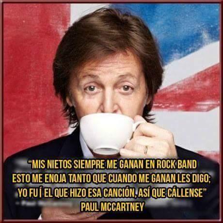 Solo Paul - meme