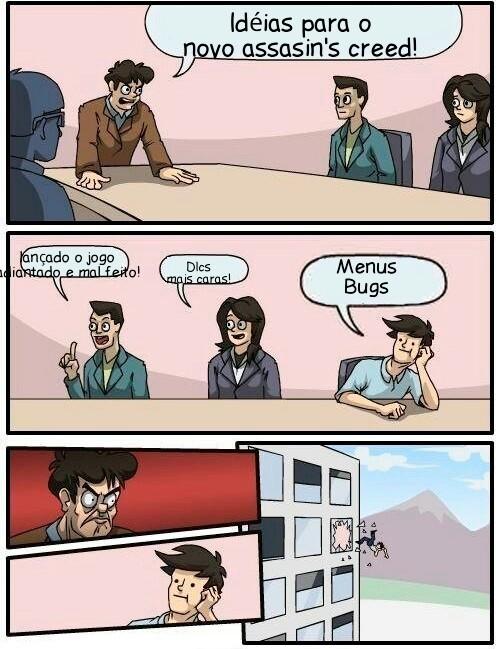 Bugsoft - meme