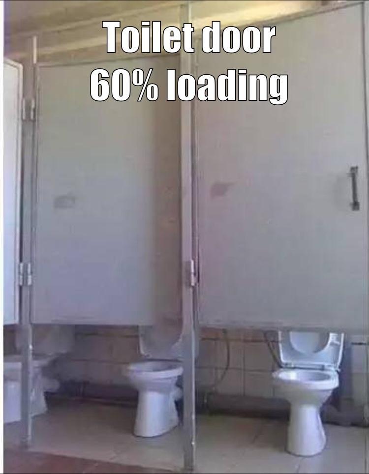 loading door - meme
