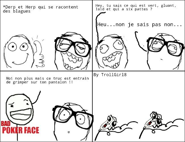 Beurk !! - meme