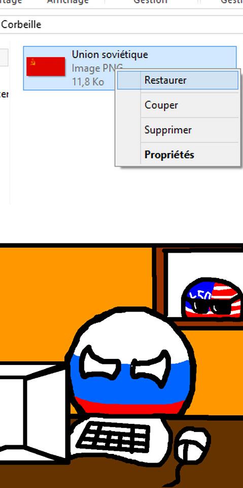 L'Union soviétique... - meme