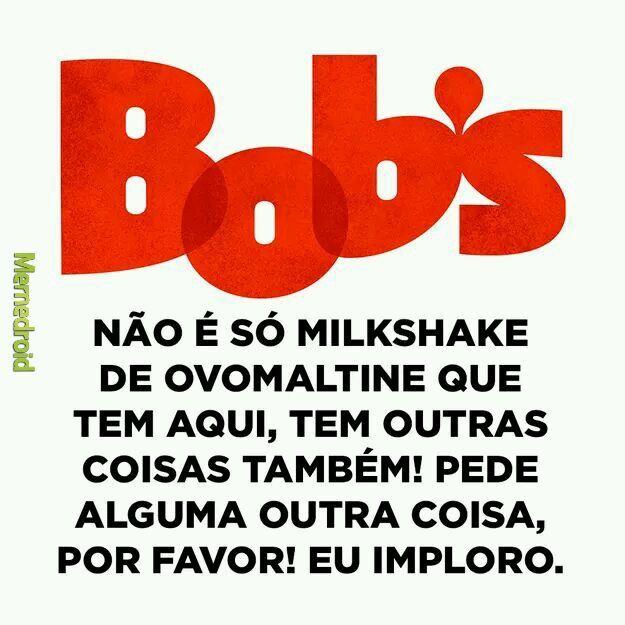 Bob's ! - meme