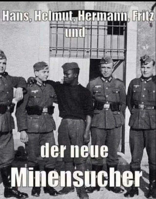 Der Minensucher - meme