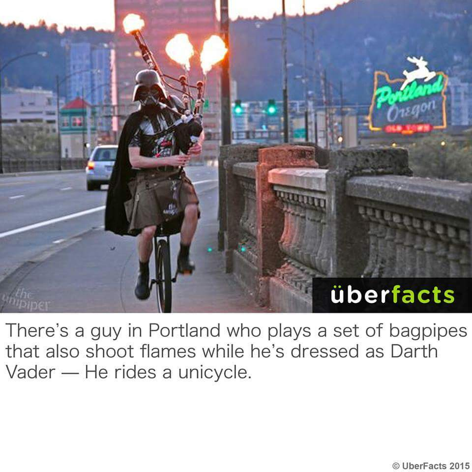 Darth Vader the Kilted One - meme
