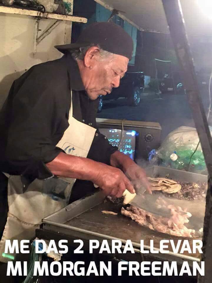 El morgan - meme