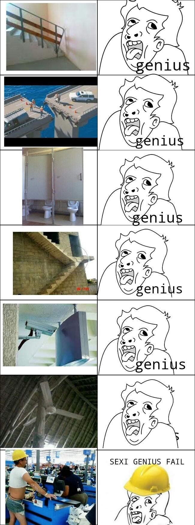Sexigenius - meme