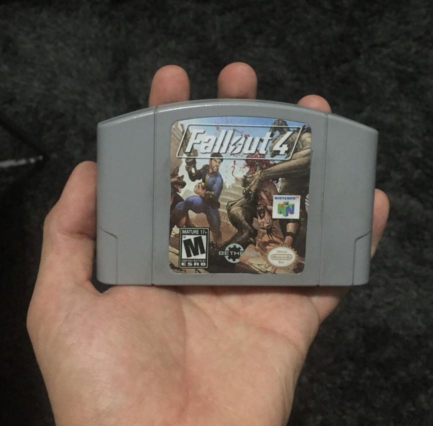 Ae Fallout...não, pera - meme