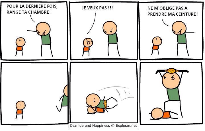 Pour le matin :D Cyanide and happiness #4 - meme