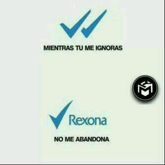 Rexona(͡° ͜ʖ ͡°) - meme