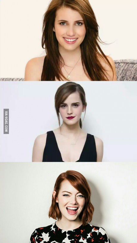 Which Emma would you go for - meme