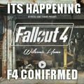 FALLOUT 4 CONFIRMED