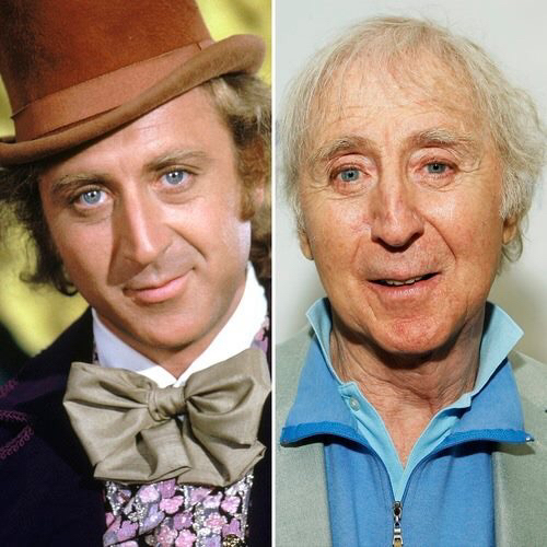Today is Gene Wilder's birthday! Happy birthday! - meme