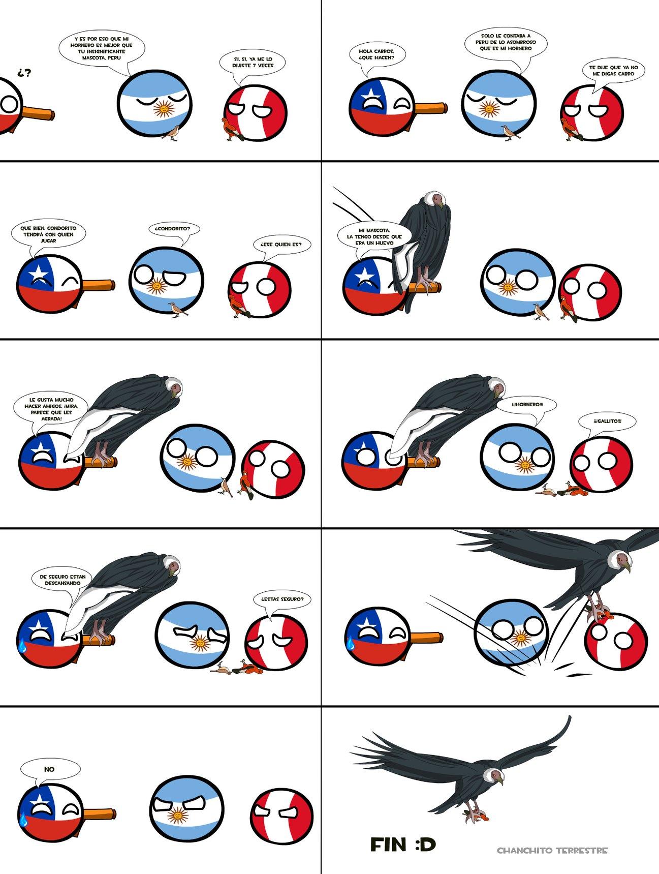 Condor fot the win - meme