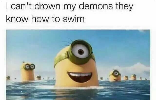 Nightmares - meme