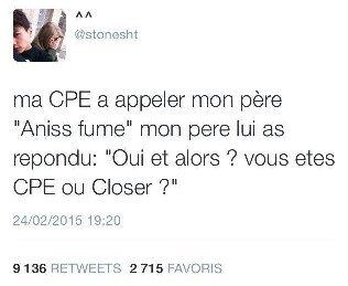 Cpe ou Closer ? - meme