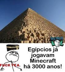 Egipcios - meme