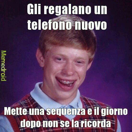 Telefono nuovo - meme