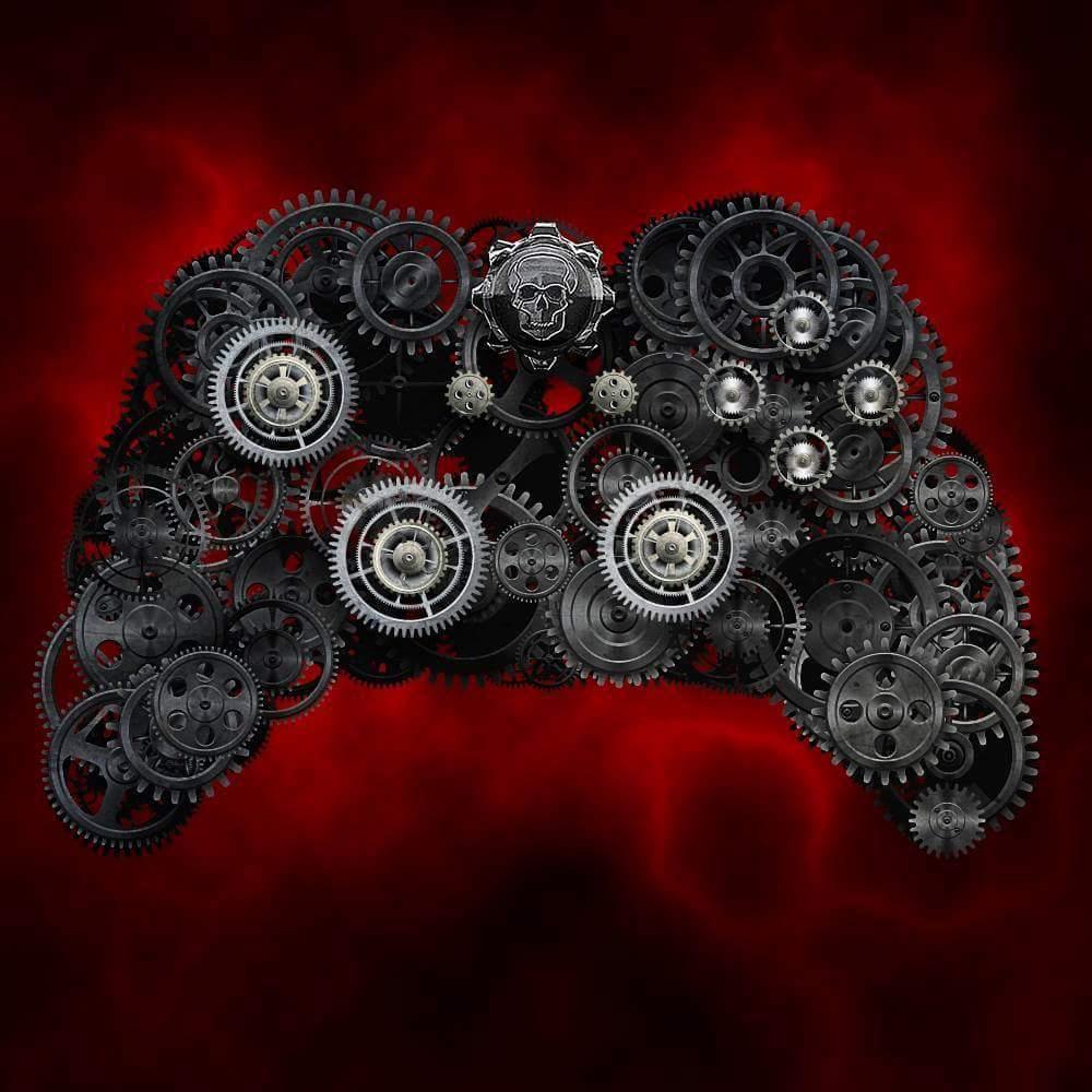 control de Gears épico - meme