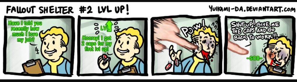 fallout shelter be like - meme