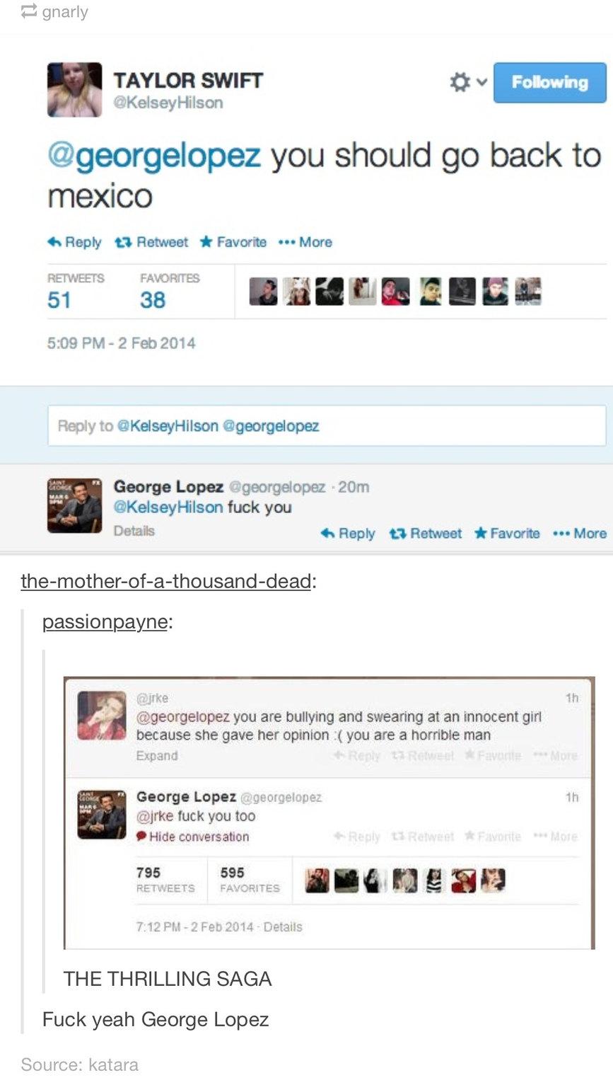 George lopez lad - meme