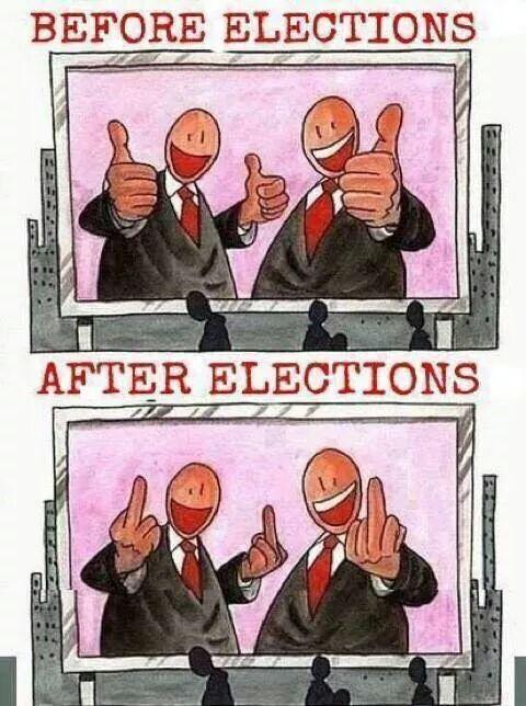 Politicians - meme