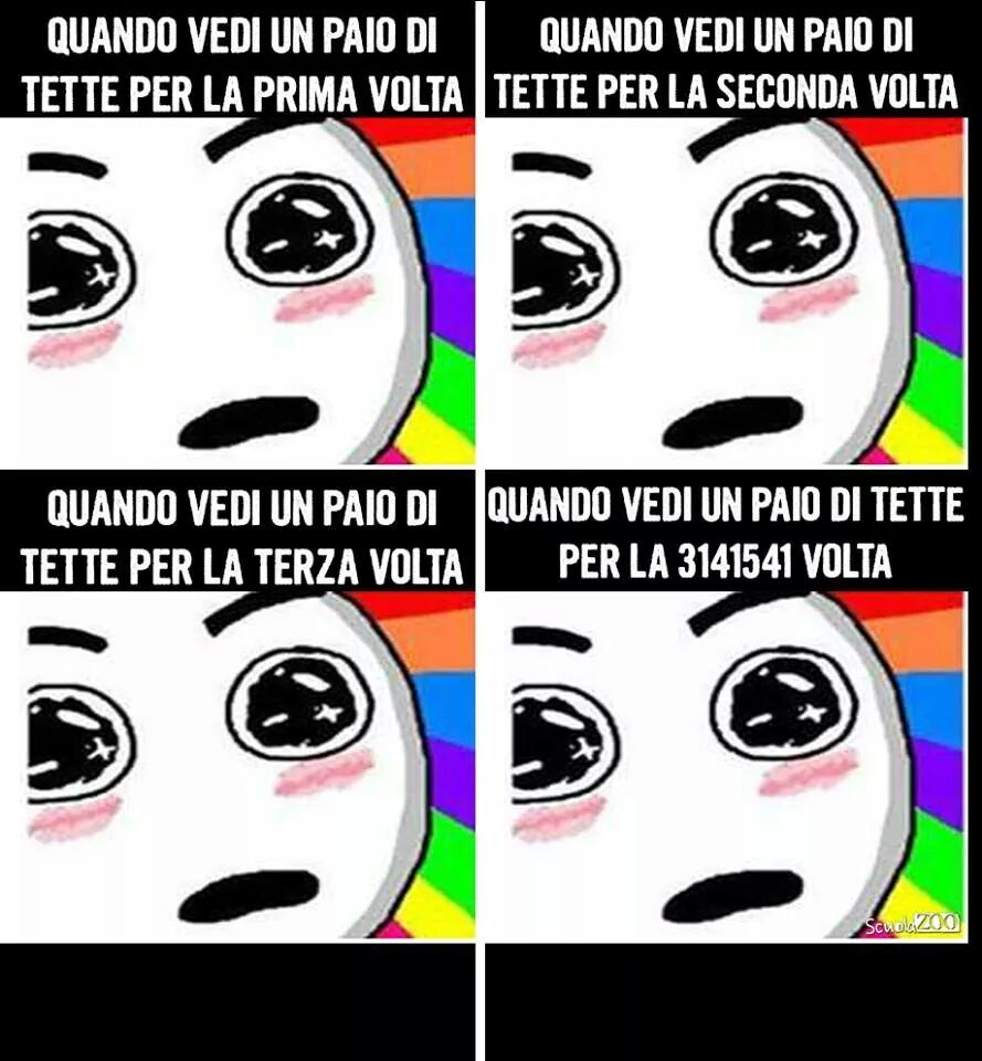 Teoria azzeccata (visita su Facebook:Barzelet-ITA per altre barzellette) - meme