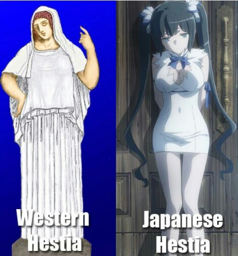 Anime logic - meme