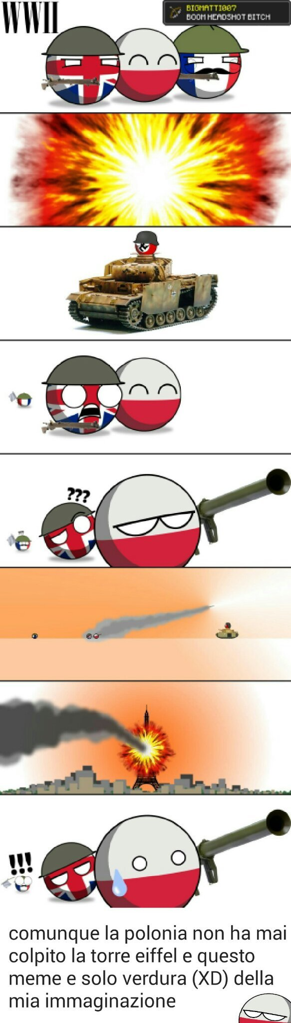 il numero di  meme sulle countryballs...è dannegiamente alto!!!...però sono troppo belle XD