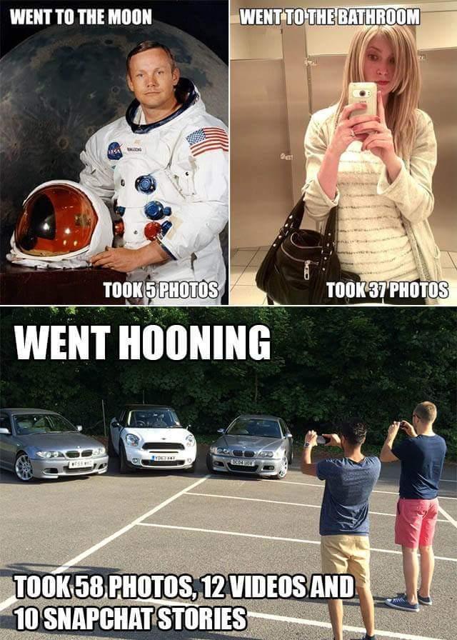 When you love amazing cars - meme