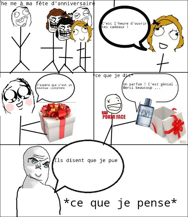 Le parfum - meme