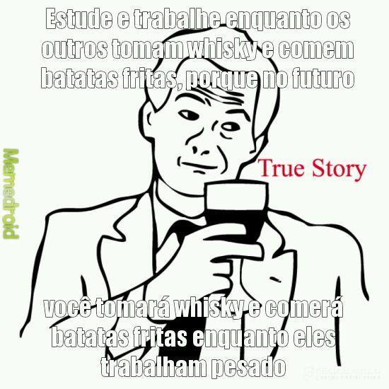 True history - meme