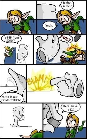 Master hand supports Nintendo - meme