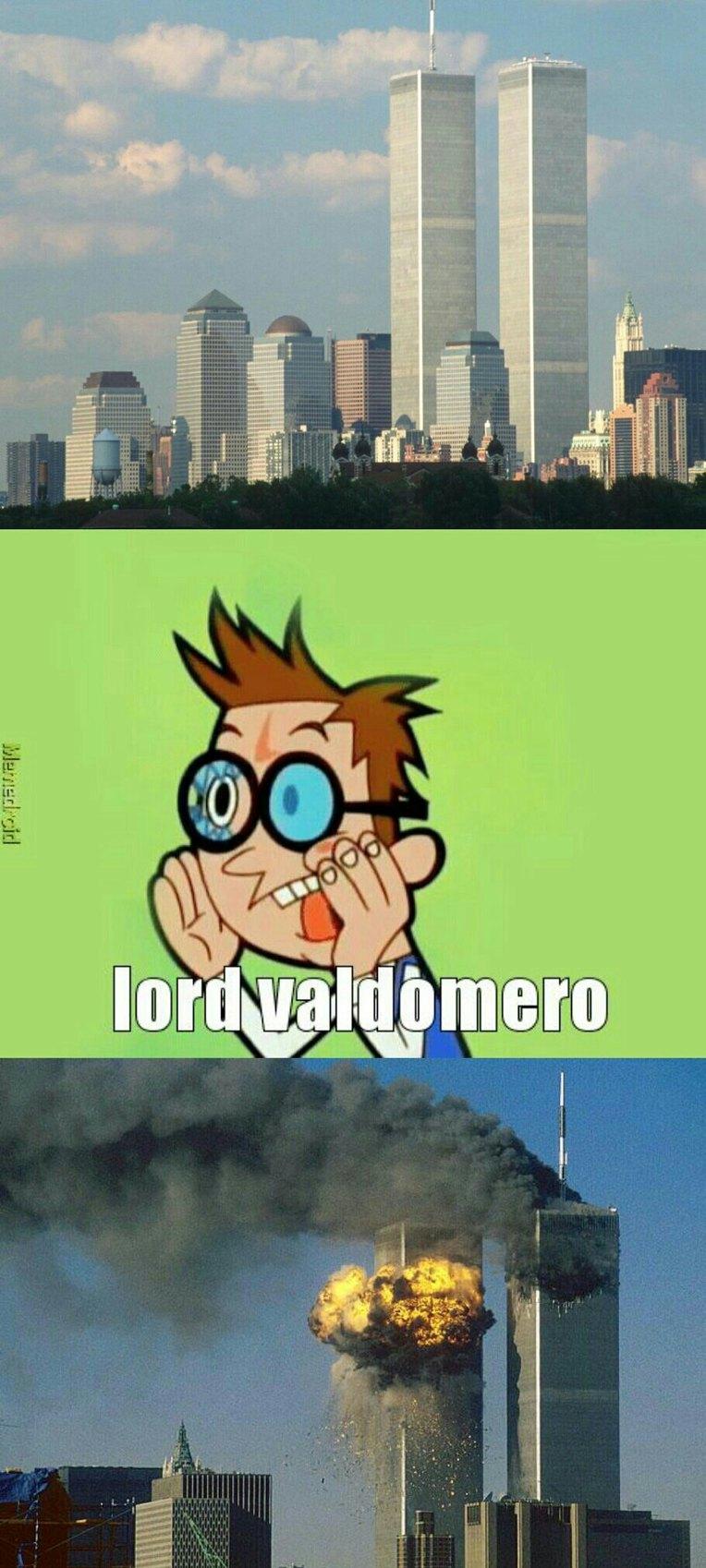 Lord Valdomero :v - meme