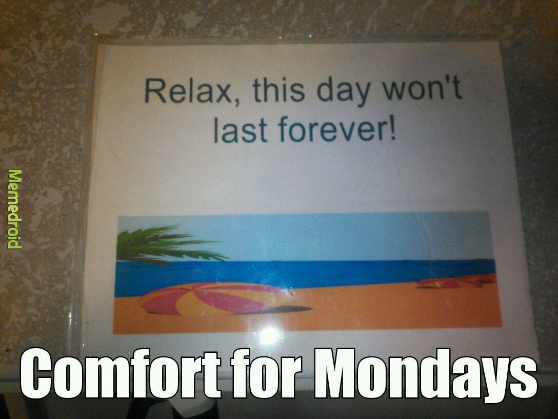Tomorrow is Tuesday... Thanks life.... - meme