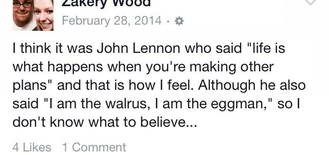 John Lennon - meme